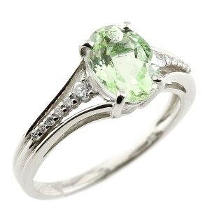 プラチナ 婚約 指輪 エンゲージリング 婚約 指輪 一粒 ペリドット 大粒 指輪 ダイヤモンド ダイヤ 8月誕生石 ストレート 宝石 送料無料 LGBTQ 男女兼用