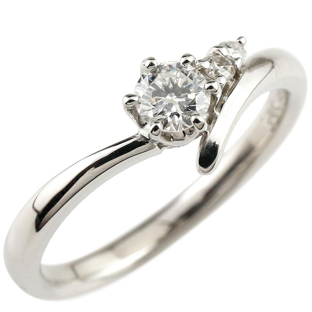 【送料無料】婚約指輪 プラチナ エンゲージリング ダイヤモンド 指輪 一粒 ダイヤ ストレート レディース ブライダルジュエリー ウエディング 贈り物 誕生日プレゼント ギフト ファッション
