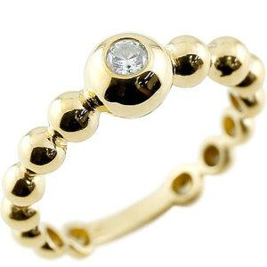 鑑定書付き 婚約 指輪 エンゲージリング ダイヤモンド ダイヤ 指輪 イエローゴールドk18ダイヤモンド ダイヤリング 一粒 SIクラス レディース 18金 ストレート LGBTQ 男女兼用 送料無料