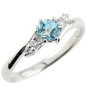 プラチナリング ブルートパーズ ダイヤモンド ダイヤ pt900 リング 婚約指輪 指輪 一粒 大粒 レディース エンゲージリング 11月誕生石 送料無料 人気