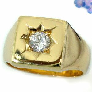 鑑定書付き エンゲージリング 婚約指輪 ダイヤモンド イエローゴールドk18 一粒 大粒 18金 ダイヤモンドリング ダイヤ ストレート 贈り物 誕生日プレゼント ギフト ファッション 18k Xmas Christmas