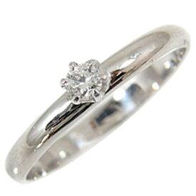 婚約指輪 安い 立爪 ダイヤモンドリング プラチナリング 婚約指輪 指 エンゲージリング 一粒0.10ct 指輪 ダイヤ ストレート 2.3 プレゼント 女性 送料無料
