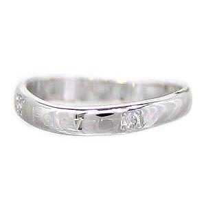 【送料無料】婚約指輪 ダイヤモンド プラチナ エンゲージリング 刻印 ネーム 文字入れ ダイヤモンドリング ダイヤ ストレート 贈り物 誕生日プレゼント ギフト ファッション