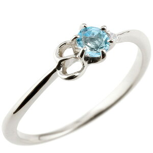指輪 エンゲージリング イニシャル ネーム E 婚約指輪 ブルートパーズ ダイヤモンド ホワイトゴールドk18アルファベット 18金 11月誕生石 の 送料無料 LGBTQ 男女兼用