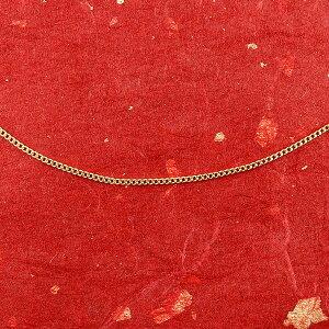 24金 メンズ ブレスレット キヘイ 喜平 純金 喜平チェーン 18cm 幅1.4ミリ k24 ゴールド チェーン 男性用 送料無料