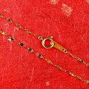 純金 ブレスレット ペタルチェーン 24金 ゴールド 24K チェーン 16cm k24 地金 宝石なし あすつく