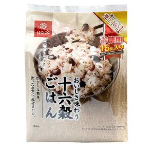 はくばく おいしさ味わう十六穀ごはん 30g×15袋 お徳用 お試し ポイント消化 プチギフト
