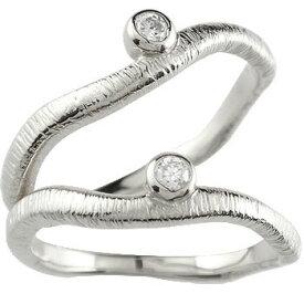 結婚指輪 ペアリング マリッジリング キュービックジルコニア 一粒 シルバー ストレート カップル 2.3 贈り物 誕生日プレゼント ギフト ファッション パートナー 送料無料