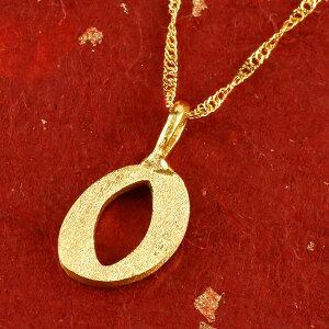 純金 24金 ゴールド 24K 数字 0 ペンダント ネックレス トップ 24金 ゴールド k24 ナンバー 送料無料