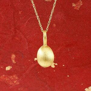 純金 ネックレス トップ 24金 ゴールド イースターエッグ 卵 24K ペンダント 24金 ゴールド k24 誕生記念 タマゴ たまご レディース 送料無料