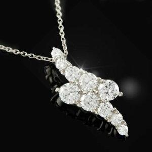 プラチナ ネックレス レディース ダイヤモンド ダイヤプラチナチェーン 人気送料無料 の トップ