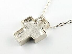 ハワイアンジュエリー ネックレス メンズ クロス プラチナ ペンダント 十字架 シンプル 地金 人気 プレゼント 女性 送料無料