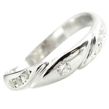 婚約指輪 ダイヤモンド プラチナ リング 指輪 エンゲージリング ダイヤ 4月誕生石 ストレート 贈り物 誕生日プレゼント ギフト ファッション Xmas Christmas