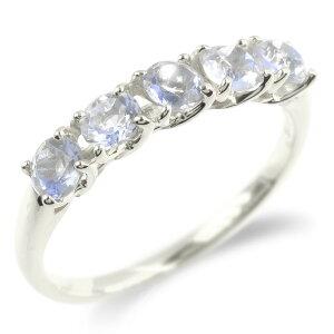 18金 リング レディース ブルームーンストーン 大粒 指輪 ゴールド 18k ホワイトゴールドk18 婚約指輪 エンゲージリング ピンキーリング 女性 送料無料 人気