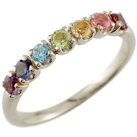 アミュレット プラチナ リング 指輪 ピンキーリング ストレート 贈り物 誕生日プレゼント ギフト ファッション 妻 嫁 奥さん 女性 彼女 娘 母 祖母 パートナー 送料無料