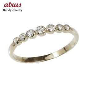 指輪 ピンキーリング 婚約指輪 ダイヤモンド プラチナ 細い 華奢宝石 レディース 安い 送料無料