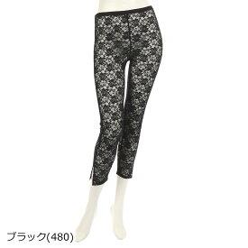 【ATSUGI公式】 ATSUGI THE LEG BAR アツギ ザ・レッグ バー スリット入りレースレギンス10分丈 SPT1600 アツギ スリット レディース 女性 婦人