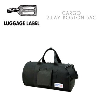 吉田袋行李标签货物 (货物 ragagelabel) 2 路波士顿包