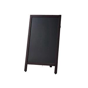 片面ボード W500×H850mm マーカー用 KBD87-1 片面スタンド黒板