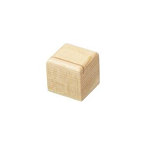 木製カード立て 木理-52  えいむ(Aim)  プライススタンド
