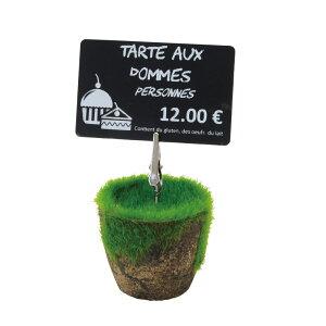 植木鉢POPスタンド CAFE-9 シンビ(SHIMBI)
