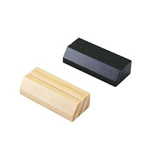 カードスタンド 木製 木理-41 角型 白木・黒...