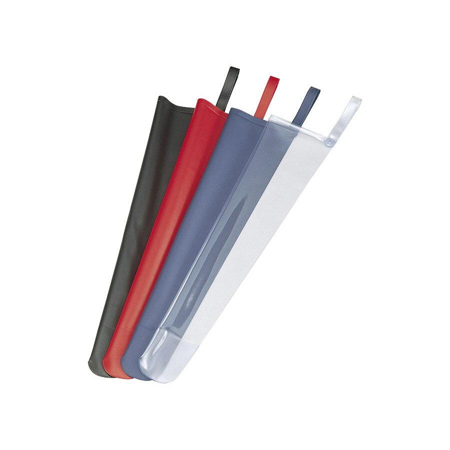 傘袋 UB-1(1〜2本用) 黒・赤・紺 かさケース 傘入れ 傘用ビニール 梅雨対策