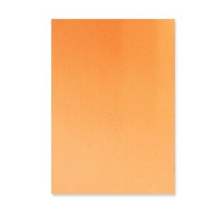 メニュー用紙 オレンジ・B4 1冊500枚入り 北越紀州製紙 Newファインカラー