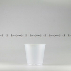 プラカップ 104ml(3オンス) 61mm口径 3000個 (PS製) 3オンスカップ半透明SNP【テイクアウト紙カップ・業務用・使い捨て食品容器】