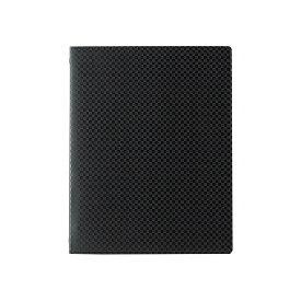 洋風メニューブック A4・4ページ バインダータイプ LB-881 コバルトバインダーメニュー えいむ ※ A4・4穴バインダー