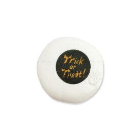 ハロウィンマシュマロ Trick or Treat! 丸型 可食プリント チョコクリーム 1セット10個 食べられる印刷 HLKS-0015 ★
