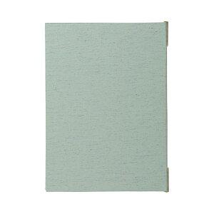 和風メニューブック A4・4ページ ピンタイプ MB-11 布地つむぎメニュー えいむ(Aim)