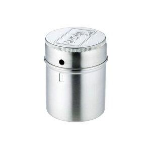 唐辛子缶 4521540243512 SALUS(セイラス/佐藤金属興業) 【 調理器具 唐辛子入れ 業務用 シンプル】