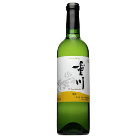 塩山洋酒醸造[重川 甲州 720ml]辛口 白ワイン 甲州ワイン 日本ワイン 国産ワイン 山梨 おもかわ
