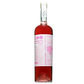 Cfaバックヤードワイナリー オープニングアクト マスカット・ベーリーA-C(ロゼ) 750ml 日本ワイン ロゼイン 国産[mba]