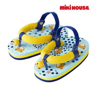 不讓考慮Miki房屋玲玲♪的日語涼鞋[浴衣、甚平用](13cm~18cm)