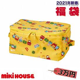 10%OFF //ミキハウス mikihouse 33,000円 新春福袋 男の子・女の子(80cm・90cm・100cm・110cm・120cm・130cm・140cm・150cm)