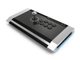 Qanba Obsidian (クァンバ オブシディアン) アーケード ジョイスティック (PlayStation®4 / PlayStation®3 / PC対応) 三和電子製ジョイスティックレバー、押しボタンパーツを採用した上位モデル