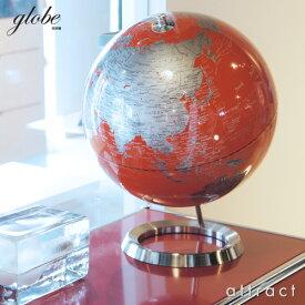 Globe 地球儀 L 30cm カラー:全3色 World Earth GB グローブボール インテリアグローブ インテリア雑貨 文具 ステーショナリー 入学 進学 お祝い ギフト 贈り物 【RCP】【smtb-KD】
