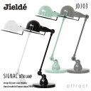 ジェルデ Jielde 303 シグナルデスクランプ SIGNAL DESK LAMP 1本アーム式 卓上ランプ・ 作業用ライト シングル デザ…
