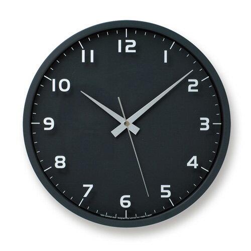 レムノス Lemnos タカタ ナイン クロック nine clock 壁掛け時計 ウォールクロック LC08-14W カラー:4色 Φ300mm 電波ステップムーブメント 【RCP】 【楽ギフ_包装】 【楽ギフ_のし宛書】 【HLS_DU】