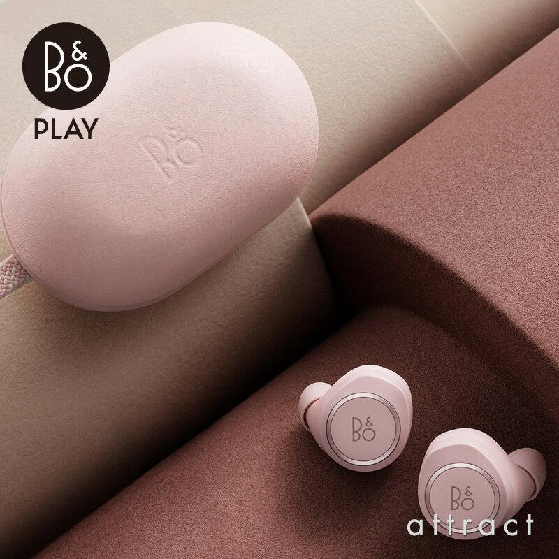 バング&オルフセン Bang & Olufsen ベオプレイ B&O PLAY BeoPlay E8 完全ワイヤレスイヤフォン Bluetooth 4.2 デザイン:ヤコブ・ワグナー カラー:3色 専用充電ケース付属 正規メーカー保証 デンマーク オーディオ MoMA 【RCP】【smtb-KD】