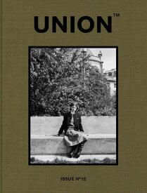【雑誌】 Union #15 ユニオン 洋書 英語 Crista Leonard ファッション 写真誌 アート フォトグラファー 写真 カメラ カメラマン デザイナー 国内 海外 BOOK デザイン 本 上質 【RCP】