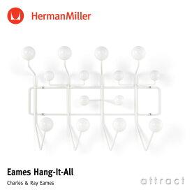 ハーマンミラー Herman Miller イームズ ハングイット オール Eames Hang-It-All ホワイト デザイン:Charles & Ray Eames チャールズ&レイ・イームズ ウォールハンガー コートハンガー フック 壁面 収納 【RCP】【smtb-KD】