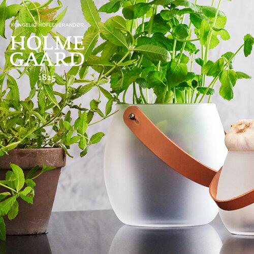 ホルムガード HOLME GAARD ボウル フロスト Bowl 16cm Lサイズ デザイン ウィズ ライト Design with Light 4343527 デザイン:マリア・バーントセン ジャー ポット フラワーベース ガラス デンマーク 北欧 【RCP】