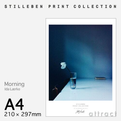 スティルレーベン STILLEBEN ポスター 210×297mm A4サイズ Poster モーニング Morning デザイン:Ida Lærke ポスター 壁面 アート フォト プリント インテリア シンプル デザイン 【RCP】