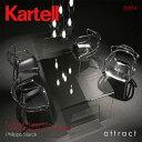 カルテル 高知 Kartell マスターズ Masters プレシャスシリーズ アーム ダイニング チェア 椅子 5864メタリックカラー…