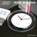 スパイラル SPIRAL 風船 ウォールクロック Wall Clock #2081 ふうせん 壁掛け 時計 透明 タイプ:4種類 Φ280mm デザ…