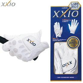 ダンロップ ゼクシオ グローブ GGG-X010 全天候型_合成皮革 #DUNLOP#XXIO#GGGX010#メンズゴルフ手袋
