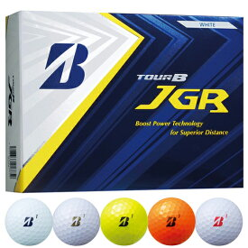 ブリヂストンゴルフ JGR ボール1ダース/12個入り#BRIDGESTONE#BSG#ブリジストン#飛距離モンスター